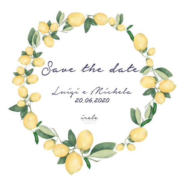 save the date limoni