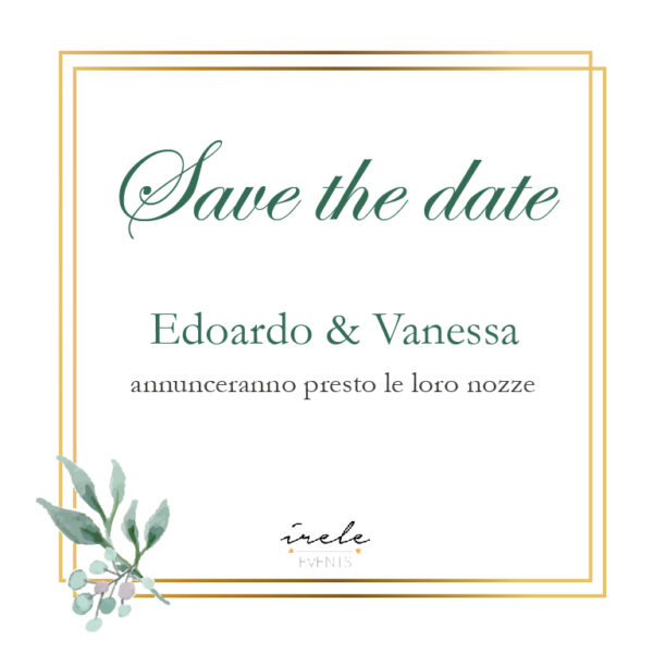 save e cahnge the date