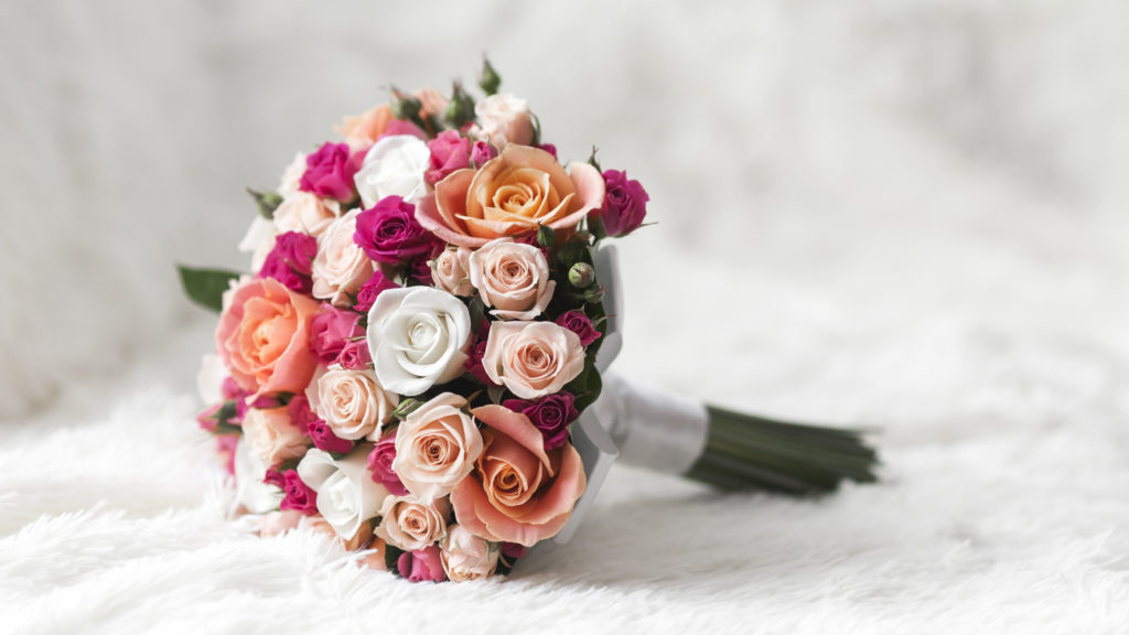 Bridal bouquet: 2020 and 2021 trends