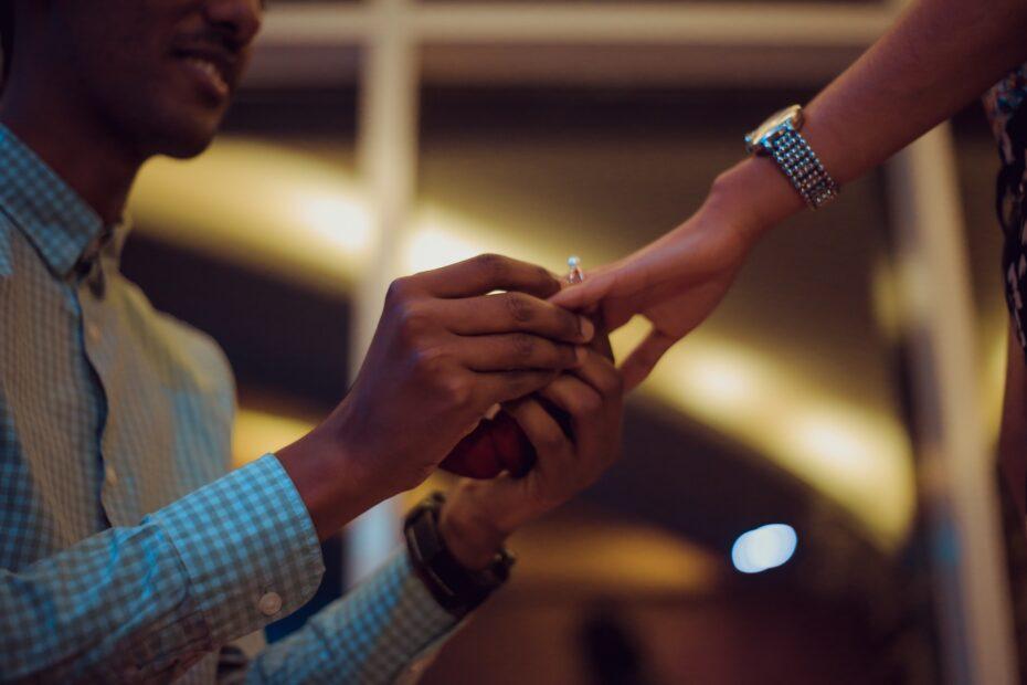 proposta di matrimonio in lockdown