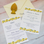 partecipazioni limoni maioliche